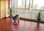 供应杭州地面地板清洗打蜡服务