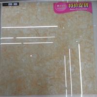 供应特价陶瓷砖抛光砖-3D喷墨微晶石65元/片
