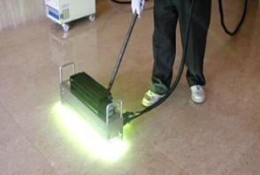 现货供应UV光固机UV地板翻新修复快干机UV地板翻新机