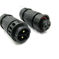 供应LED防水接头M19/ 防水连接线 找利路通专业厂家