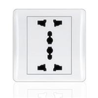供应二位多功能插座 正品 特价 插座面板 墙壁插座 86型
