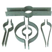 供应管部连接件生产,管夹,支座,管部,根部连接件