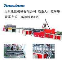 木塑家具板生产机器/木塑板设备