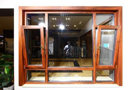 路易丝品牌 72断桥铝合金窗户