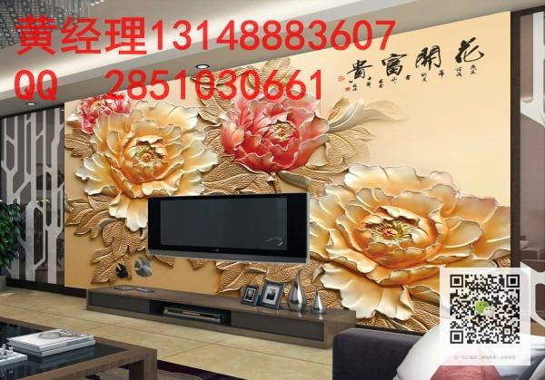 供应5D瓷砖背景墙打印机整套设备投资多少钱