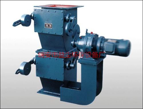 供应单/双层电动/重锤锁气翻板卸灰阀
