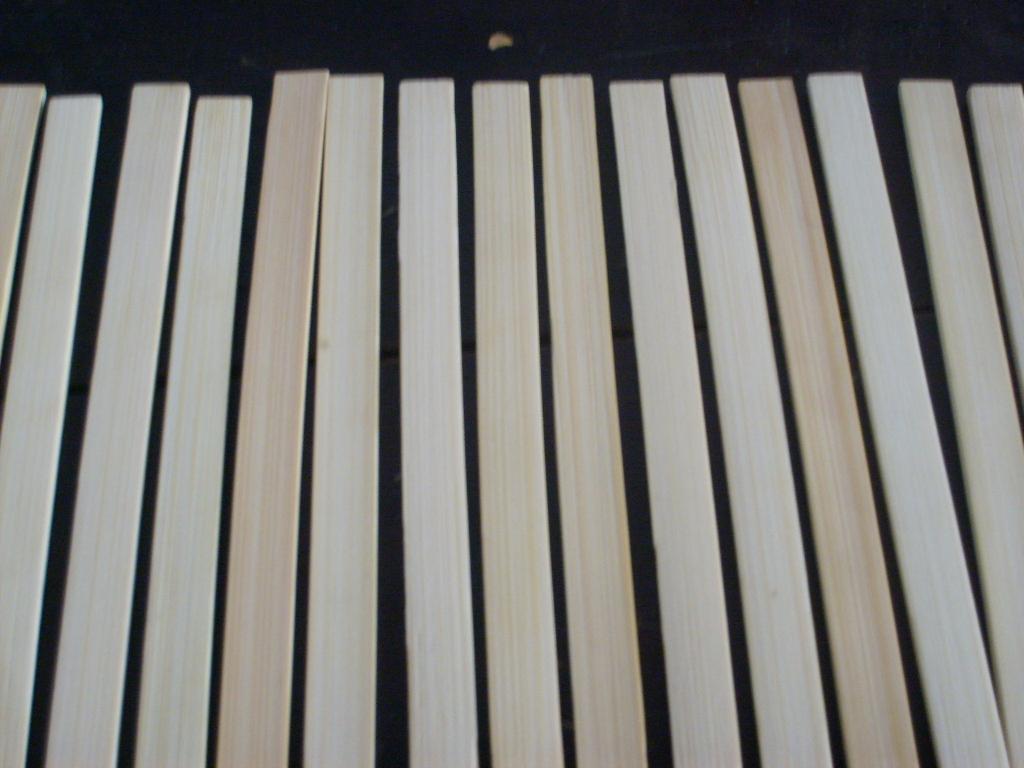 供应工艺竹片 竹条 竹竿 方形竹签