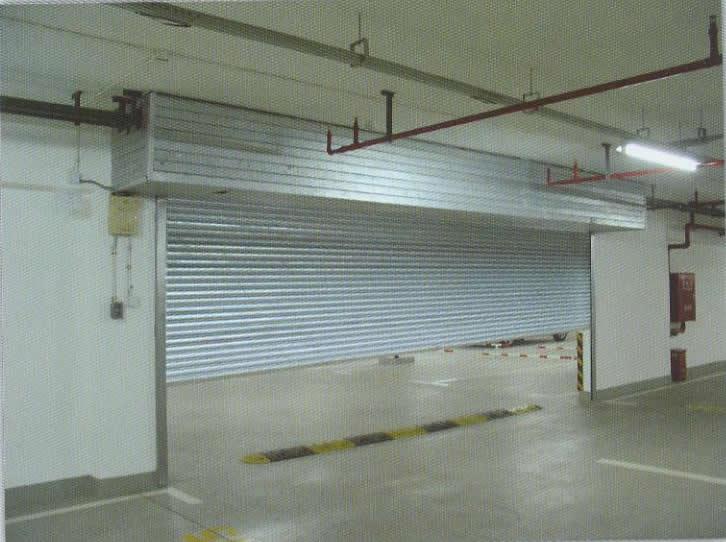 上海高藤门业供应工业卷帘门