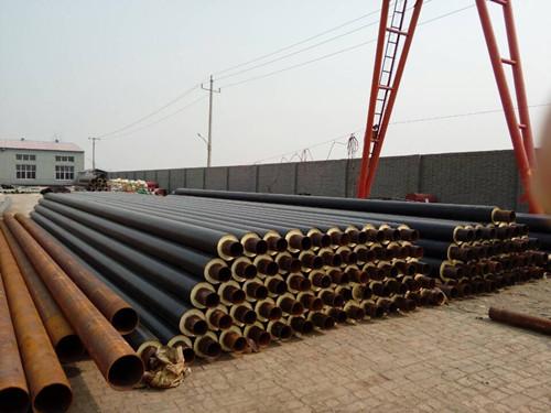 聚乙烯外护管/预制聚氨酯保温管报价