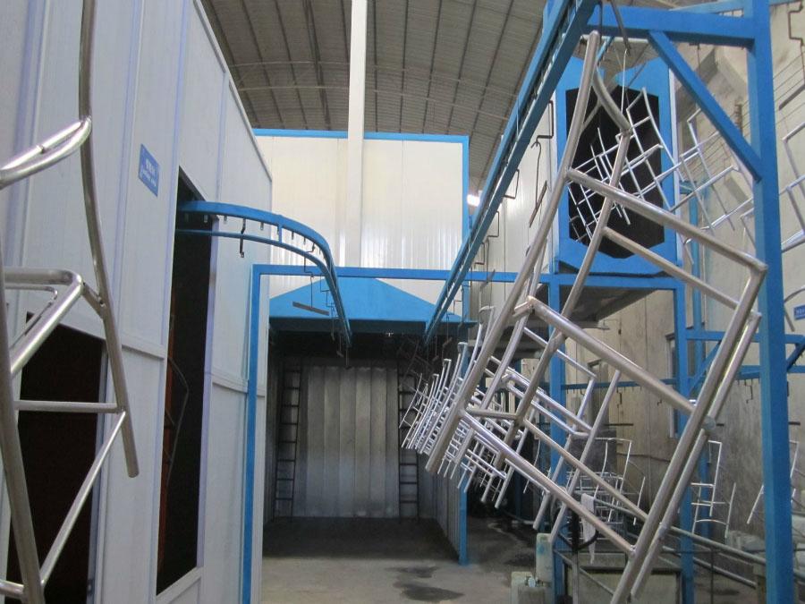 新远涂装供应制动器浸漆生产线xytz-075