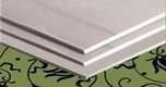 石膏板、硅钙板、矿棉板