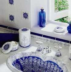 艺术洗手盆让卫浴放光:方寸间表情(图)