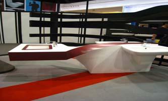 Tris-美标首创的家用数码多功能淋浴房―集淋浴、桑拿和蒸汽房功能于一体