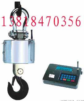 无线带打印标签电子挂秤,蓝箭无线电子挂秤,码头专用电子吊秤,港口专用电子挂秤
