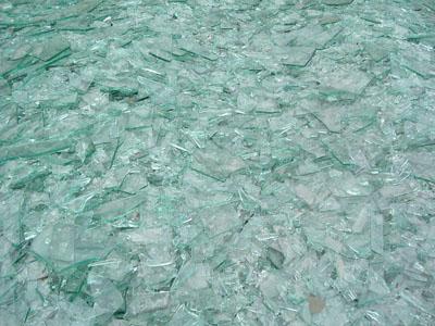 日企进口中国碎玻璃提取稀土
