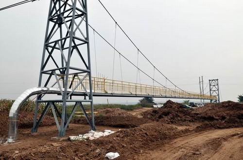 铜黄高速公路铜川新区至何家坊段石油管道迁改完成