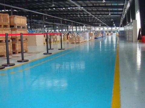 菲凡士环氧树脂耐磨地坪漆公司推出新型水性聚氨酯升级产品―地金钢