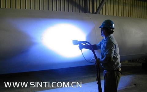 新缇微晶陶瓷防锈漆转战内地 钢结构的防锈防腐蚀卫士