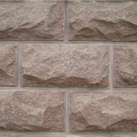 蘑菇石-红蘑菇石