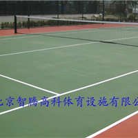 网球场地,网球场,篮球场地,篮球场丙烯酸面层施工