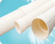 供应联塑PVC双壁波纹管