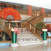 供应上海专业铜栏杆价格