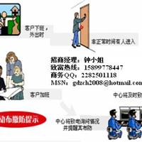 视频商铺联网报警 110联网报警
