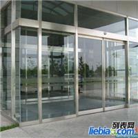 供应天津不锈钢玻璃门,天津地弹簧玻璃门,全玻门-安装维修