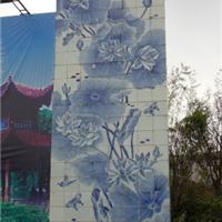 景德镇高温拼花瓷板画,来样定制各种拼花瓷板画,陶瓷瓷板画