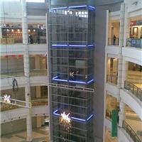 供应观光电梯大连观光电梯价格钢结构电梯井道制作安装