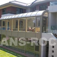 供应德国汉斯诺克铝木复合阳光房 德国纯进口