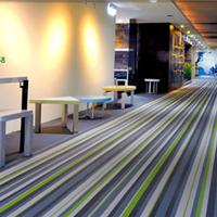 供应编织纹PVC地毯编制地毯纯手工设计宾馆会所耐脏防尘地毯