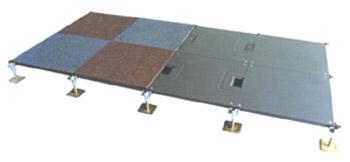 供应全钢智能网络活动地板 活动地板