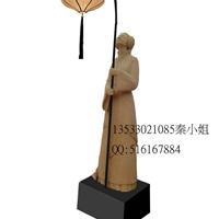 泰式人物雕塑 酒店雕塑摆件 东南亚风格雕塑