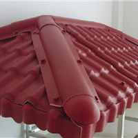 成都ASA合成树脂瓦、川江红厂家直销880型