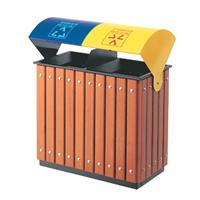 供应西安垃圾桶西安钢板垃圾桶