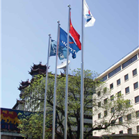 深圳不锈钢旗杆一般高度多少,深圳不锈钢旗杆多少钱一米
