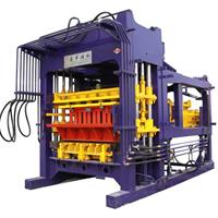 萍乡渗水砖制砖机全自动水泥砖机设备商