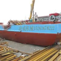 山东潍坊凌威械专业生产优质挖沙船