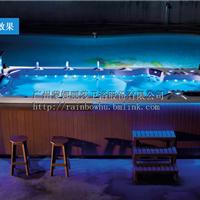 广东卫浴酒店别墅豪华户外大缸SPA游泳池