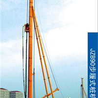 供应【JZL60-150】电动履带式/步履式桩机