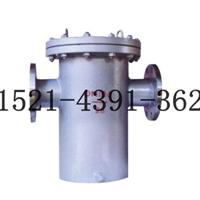 不锈钢直通篮式过滤器法兰连接SRBA-16/16C