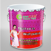 供应生产批发油漆涂料大自然醇净环保墙面漆