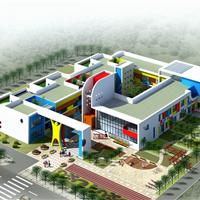 郑州市幼儿园绿化方案规划设计