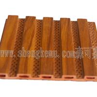 供应仿木 塑木 �v可木 背景墙板 包边长城板