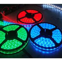 供应5050RGB软灯条,RGB软灯条厂家直销