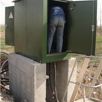 供应山东35KV电缆分支箱一进三出带避雷器
