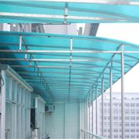 供应钢结构工程材料优选材料PC阳光板