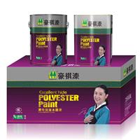 中国十大油漆品牌豪祺漆诚招全国经销商