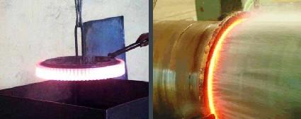 供应钢管加热挤压设备高频机超锋牌